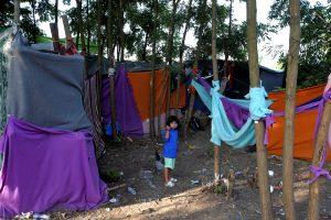 Vengrijos premjeras: ES negali priversti priimti migrantų