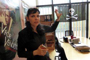 Islandijos rinkimuose gali triumfuoti Piratų partija