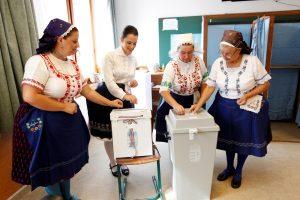 Vengrijos referendumas dėl pabėgėlių laikomas neįvykusiu