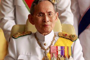 Po ilgai trukusios ligos mirė Tailando monarchas