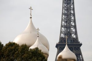 Rusijos pareigūnai ortodoksų katedrą Paryžiuje atidarys be V. Putino