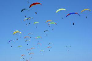 Parasparniai Balio danguje pasiekė naują pasaulio rekordą