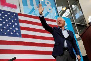 B. Clintonui – kaltinimai seksualiniais užpuolimais