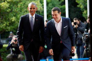 B. Obama Graikijoje: stipri Europa naudinga Amerikai