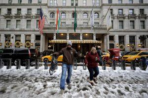 Žiemos audros Amerikoje pareikalavo aukų