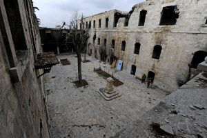 Sukilėliai: evakuacija iš Alepo bus atnaujinta