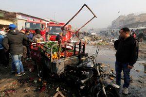 Bagdado turguje – mirtininko išpuolis