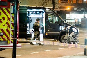 Osle rasta bomba neutralizuota, sulaikytas įtariamasis