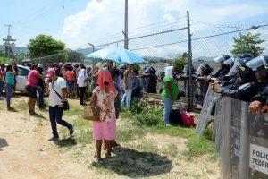Meksikos kalėjime per riaušes nužudyti 28 kaliniai
