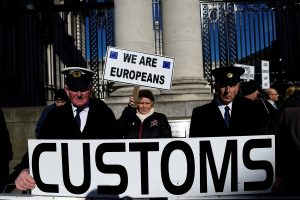 """Ar """"Brexit"""" neatvers senų Airijos ir Šiaurės Airijos žaizdų?"""
