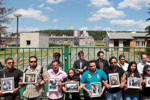 Čekijoje sutarta iškelti kiaulių fermą iš romų žudynių vietos