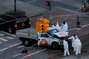 Prezidentė pareiškė užuojautą dėl išpuolio Niujorke