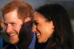 Sužadėtiniai princas Harry ir Meghan išsirengė pirmo oficialaus bendro vizito