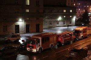 Suimtas įtariamas Sankt Peterburgo prekybos centro sprogdintojas