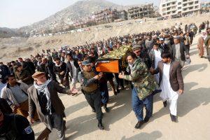 Pražūtingo sprogdinimo supurtytame Kabule tebetvyro didelė įtampa
