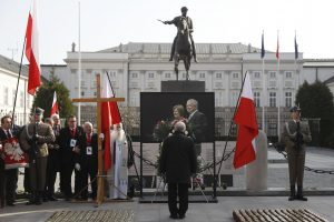 Lenkija mini prezidento lėktuvo katastrofos metines