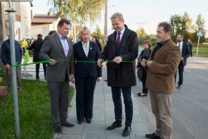 Vilniaus meras miestiečiams pristatė gyvenamosios aplinkos gerinimo programą