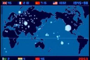 Japonas sukūrė interaktyvųjį visų Žemėje įvykdytų atominių bandymų videožemėlapį