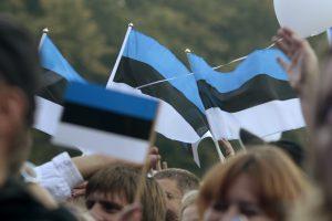 Estijos parlamentas pritarė rinkėjų amžiaus cenzo sumažinimui