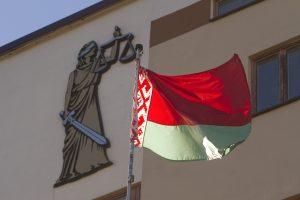 ES rengiasi atšaukti daugumą sankcijų Baltarusijai