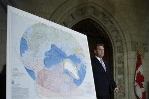 Kanada pretenduoja į Šiaurės ašigalį: Rusija stiprina karines pajėgas (atnaujinta)