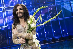 Conchita Wurst: barzdota diva, propaguojanti toleranciją