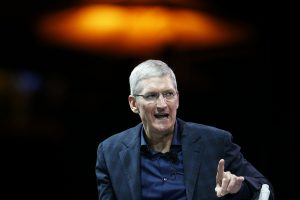 """""""Apple"""" vadovas T. Cookas – gėjus ir tuo didžiuojasi"""