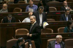 """Izraelis svarstys mirties bausmės palestiniečių """"teroristams"""" įstatymo pataisą"""