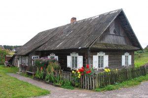 Išrinkti gražiausi etnografiniai namai Lietuvoje