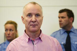 Nuteistas dėl kanibalistinių paskatų žmogų nužudęs Vokietijos policininkas