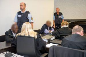 Vokietijos teismas dviem Ruandos hutų sukilėliams skyrė bausmes