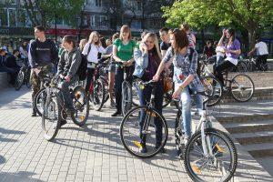 Architektų ir dviračių entuziastų siekis – trečdalis lietuvių ant dviračių