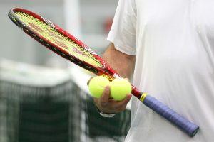 Lietuvos tenisininkai stoja į kovą Prezidento taurės teniso turnyre