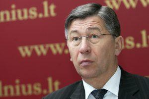 Socialdemokratas V. Milėnas: Vilniui pavyko pagerint negalią turinčių žmonių gyvenimą