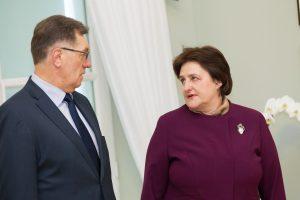 Premjeras: L. Graužinienės pasitraukimas įtakos koalicijos darbui neturės