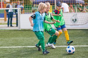Šeštadienio vidurdienį – futbolo šventė šeimoms