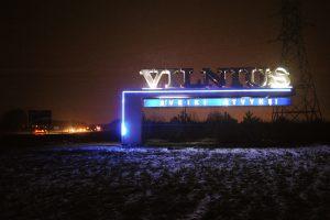 Vilniaus taryba stabdo apšvietimo tinklų modernizavimą