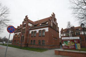 Jūros tyrimų centrui Klaipėdoje – per 10 mln. eurų