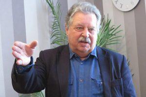 Profesorius P. Schulze: Vakarams ir Rusijai teks bendradarbiauti