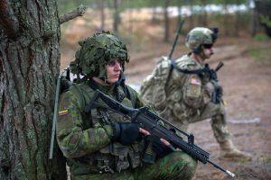 Lietuvos kariuomenė teigia po nelaimės per pratybas Vokietijoje sustiprinusi kontrolę