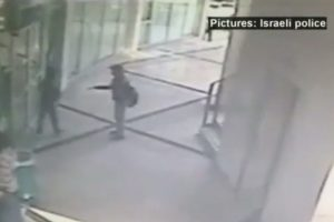 Izraelyje paaugliai bandė apiplėšti banką grasindami žaisliniais ginklais