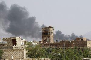 Jemeno uostamiestyje per bombos sprogimą gubernatoriaus biure žuvo 4 žmonės