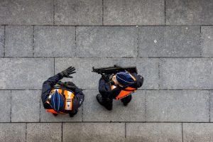 Olandijoje policija sulaikė ginkluotą įtariamą teroristą