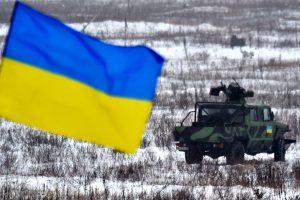 JAV kariai Ukrainoje ruoš kariuomenės medicinos instruktorius