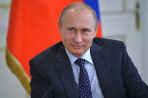 V. Putino suteikti apdovanojimai rusų kariams įrodo jų dalyvavimą kovose Ukrainoje