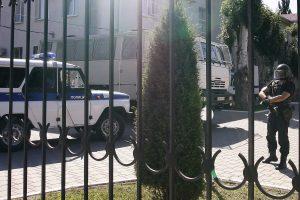 Rusijos policija sužlugdė Maskvoje planuotą įvykdyti teroro išpuolį