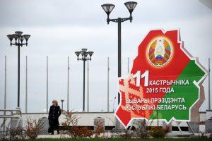 JAV neatnaujins sankcijų Baltarusijos įmonėms