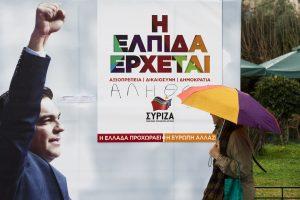 Rinkimai Graikijoje: kairieji rengiasi pergalei
