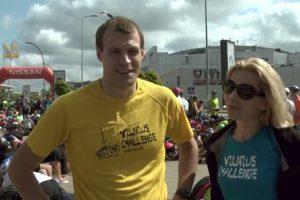 """""""Vilnius Challenge"""" filmuke – dalyvių emocijos ir įspūdžiai"""