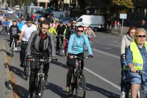 Rytoj – diena be automobilio: kaip saugiai pasiekti darbą dviračiu?